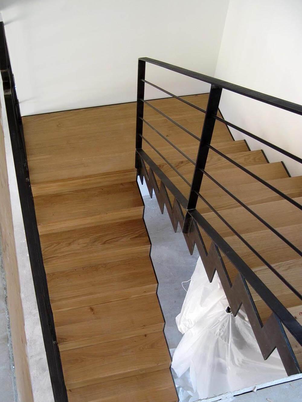 Escalier Double Quart Tournant Eidos Atelier De